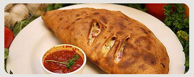 Steak Bomb Calzone