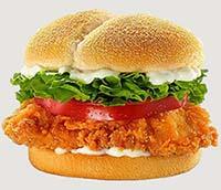 Grilled Chicken Ranch