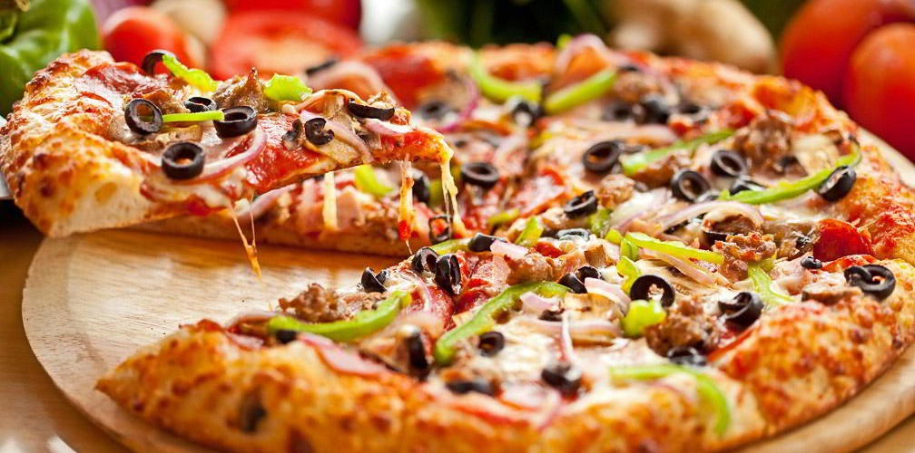 ATHENA'S PIZZA